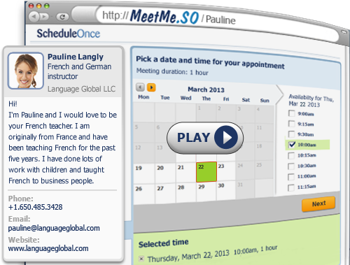 ScheduleOnce-MeetMe.SO