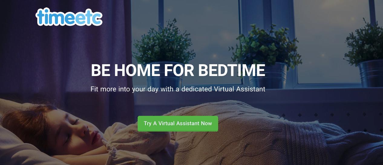 Best Virtual assistant companies Time Etc